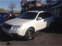 2010 Subaru Forester X Sport   AWD   bluetooth air  climatisé