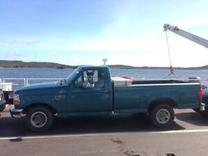 1996 Ford F-150 Straight 6