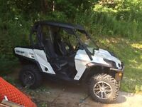 2013 Can Am Cmmander 1000 Limited