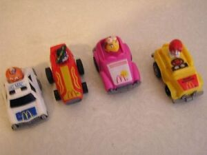 1988 Friction Cars 4 in set complete Etc London Ontario image 2