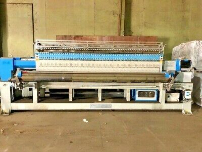 Chishing Cshx-233 High Speed Multihead Quilting And Embroidery Machine