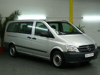 MERCEDES-BENZ VITO 2.1 CDi ( EU5 ) TRAVELINER 113CDI LONG DIESEL AUTOMATIC