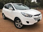 2015 Hyundai ix35 LM3 MY15 Active White 6 Speed Sports Automatic Wagon Ingle Farm Salisbury Area Preview