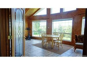 INCREDIBLE HOME & PROPERTY ! 24.1 ACRES ! - Ste. Anne