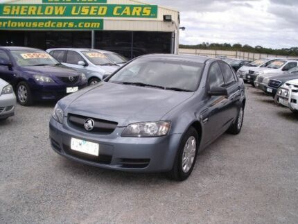 2006 Holden Commodore VE Omega Blue Grey 4 Speed Automatic Sedan Officer Cardinia Area Preview
