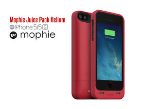 BRAND NEW iPHONE 5S/5 MOPHIE CHARGER CASE!!!