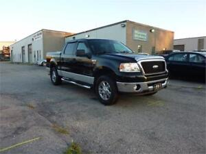 2006 Ford F150 XLT Crew Cab 4x4 - Certified