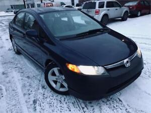2006 HONDA CIVIC LX AUTO/AC/MAGS/CLEAN!!