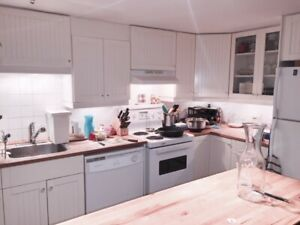 St.Clair&Christie Spacious 1bed+den, Possible 2 bed + Parking