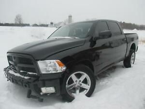 2009 Dodge Ram 1500 Sport **BRANDED SALVAGE**