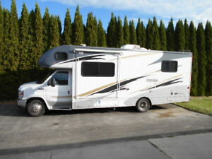 2012 Winibego class C Itasca Pulse Silver package 26QP motorhome