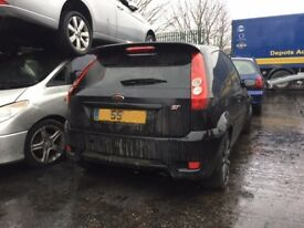 FORD FIESTA ST 150 2005 BREAKING FOR SPARES