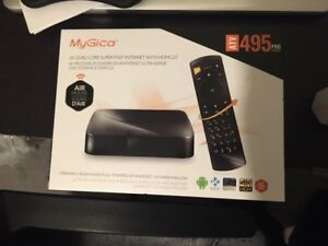 MyGica ATV 495 HDR Pro Android TV Box