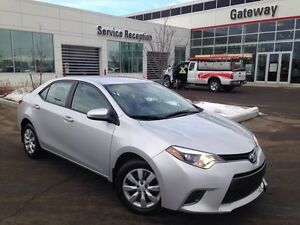 2016 Toyota Corolla LE, Back up Cam, Heated Seats, Bluetooth