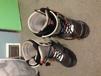 Mens ThirtyTwo boots size 11