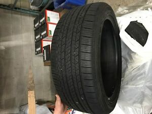 4 Tires ONLY USED ONE SEASON