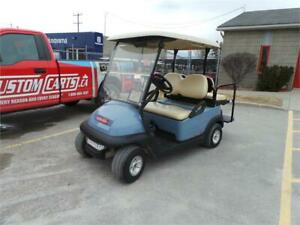 2010 Club Car Precedent New Battery Golf Cart