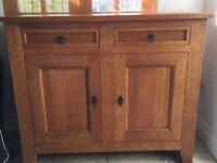 Solid Oak Sideboard, originally worth over £700