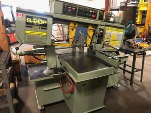 Hyd-Mech S20P Horizontal Band Saw ***BIDDING IS LIVE*** Canada Preview