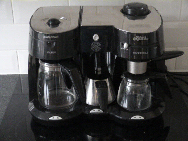 Free Morphy Richards Mr Cappuccino Coffee Maker In
