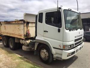 tipper 6x4 mitsbuishi  345 hp 2004 11400 km Malaga Swan Area Preview