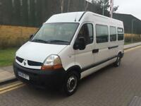 2009 Renault Master 2.5TD LM39dCi 100 Medium Roof Bus 17 seats 2463cc Manual Min