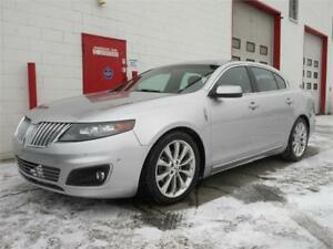 2012 Lincoln MKS 3.5 Ecoboost AWD ~ Sunroof ~ SYNC ~ $14,999