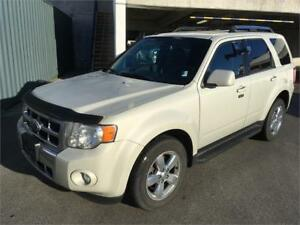 2009 FORD ESCAPE LIMITED 4WD just 112.000 km