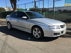 2006 Holden Commodore VZ MY06 SVZ 4 Speed Automatic Sedan Somerton Park Holdfast Bay Preview