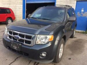 2009 FORD ESCAPE XLT V6 LEATHER SUNROOF