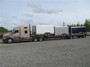 LOTS OF TRAILERS IN STOCK AT BARSNESS SALES