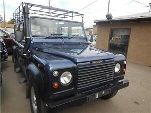 1995 LAND ROVER/DEFENDER/110