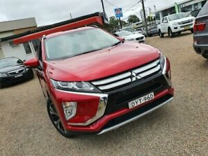 2018 Mitsubishi Eclipse Cross YA MY19 LS 2WD Burgundy 8 Speed Constant Variable Wagon Sylvania Sutherland Area Preview