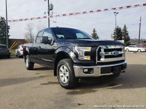 2016 Ford F-150 XLT-ONE OWNER-ACCIDENT FREE-LOW MONTHLY PAYMENTS