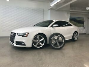 2015 Audi S5 Technik, Comes with winter Wheels and Tires