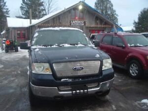 Ford F-150 supercrew 2005