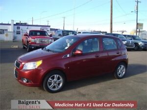 2010 Chevrolet Aveo LT (LOW MILEAGE)