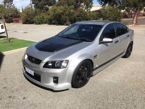 Low kms Holden Comodore SS-V Cammed 428HP