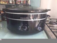 Crockpot Stoneware Slow Cooker SCV655-IUK