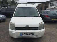 2004 Ford Transit Connect, starts and drives well, 1 years MOT (runs out May 2018), van located in G