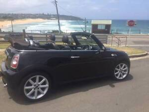 2014 Mini Cooper Convertible - Still under warranty! Curl Curl Manly Area Preview