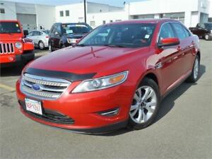 2012 Ford Taurus SEL ( Two sets of tires! Leather!)