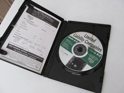 Made Ez Software - Limited Liablity Companies Made E-Z  Software CD ROM v6.0 for Windows/Mac OS