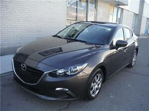 2015 Mazda Mazda3 GX**CERTIFIED** NO ACCIDENTS** ONLY 20KM**