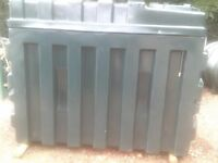 TITAN 1225T Bunded oil tank mint condition fully tested