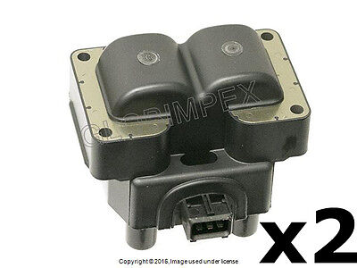 Land Rover Discovery Range Rover (1999-2004) Ignition Coil (2) BOSCH OEM