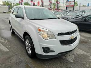 2011 Chevrolet Equinox LS, AWD, AUTO, MAGS, GROUPE ELECT. 2.4L