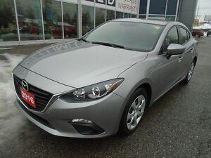 2016 Mazda Mazda3 **BLUETOOTH & CRUISE & BACKUP CAMERA** GX