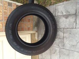 275/60R20 Goodyear Wrangler SR-A tire