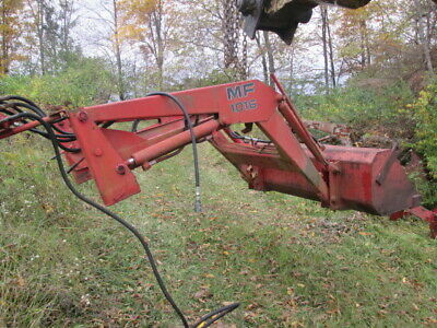 Massey Ferguson 1016 Loader For Mf 1030 Compact Tractor